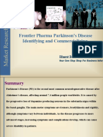 Frontier Pharma Parkinson's Disease.ppt