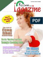 Main Street Kelowna Magazine February