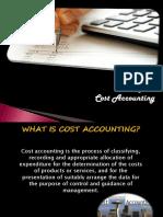 Costing Ppt ( Presentation)
