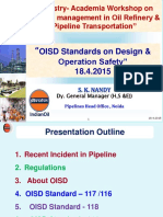 SK Nandy-OISD Standards