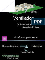 Air & Ventilation, Environmental