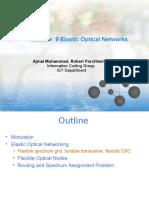 Elastic Optical Network