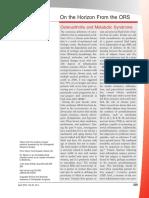 Osteoarthritis and Metabolic Syndrome.13