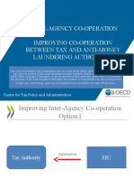 Inter-Agency co-operation