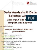 03 Data Input Output
