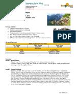 Austria - 6d Austria Rail Delight (11mar-31oct16)