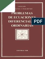 Prob Ecuaciones Diferenciales Ordinarias
