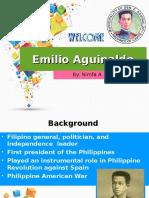 Emilio Aguinaildo