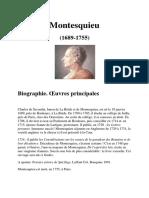 Date Montesquieu