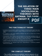 3 Theories With Batman