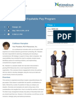 Building a Fair and Equitable Pay Program