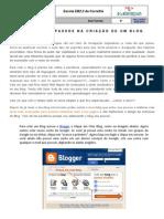 Introducao Blogger