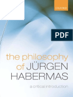 Philosophy Habermas