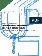 Andrea Facchetti - Towards a Political Dimension of Speculative Design