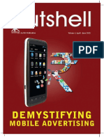 Nutshell April-june 2015 on Mobile Advertising