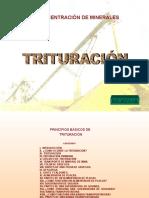 Principios de Trituración Primaria