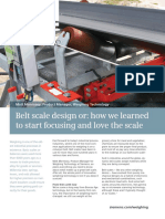 Belt Scale Design En