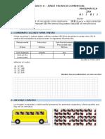 Evaluación de diagnóstico de competencias y capacidades