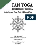 120183681 Tibetan Yoga the Teachings of the Buddha
