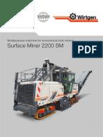 Wirtgen - 2200 SM
