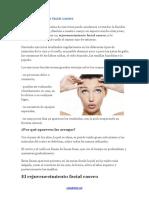 Rejuvenecimiento Facial Casero
