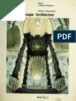 Christian Norberg-Schulz - Baroque Architecture