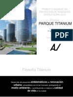 Parque Titanium Proyecto