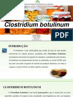 C. Botulinum (Apresentado)