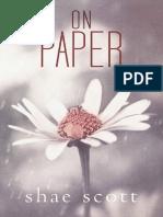 On Paper - Scott Shae