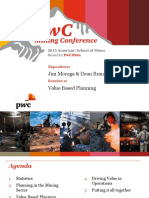 004 Pwc Value Based Planning v31