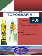 Informe Topografico Ing Civil Simbolos Topgraficos