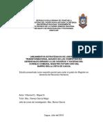 Lineamientos Estrategicos Liderazgo Transformacional Basado Competencias Gerenciales