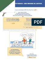 Le point d'indice et la rémunération des fonctionnaires - infographie Fonction publique