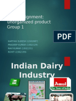 Group 1_Dairy Industry
