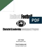 Character & Leadership Program