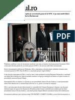 Wikileaks-SUA L-Au Interceptat Pe Secretarul General Al ONU-InTELL