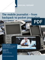 The Mobile Journalist