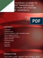 A Novel Filtering Scheme to Prevent Transmission Systems