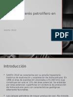 Zonas de Interés Petrolífero en Bolivia