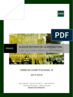 Constitucional III-Derecho Guia SegundaParte