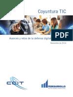 Reporte Ciberseguridad CCIT y Fedesarrollo