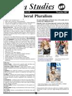87 liberal pulralism