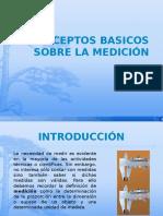 Conceptos Basicos de Medicion