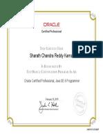 e Certificate
