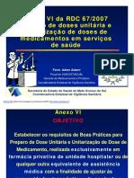 Farmacia Hospitalar - POPS - MBPF - PGRSS