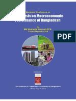 Macroeconomic Situation in Bangladesh