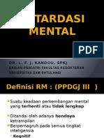 Retardasi Mental pada anak