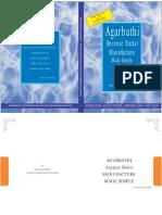 Dhoop Agarbatti Formulations Book | Perfume | Flavor