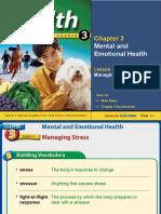 Stress and Stress Management