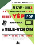 Yepez Heriberto - Contra La Tele Vision